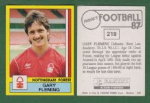 Nottingham Forest Gary Fleming 219
